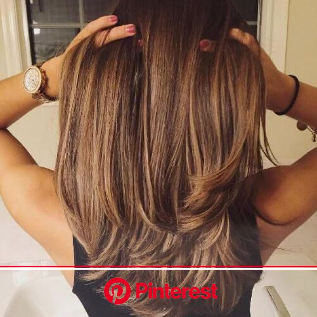 49 Beautiful Light Brown Hair Color To Try For A New Look (With images) | Hair color caramel, Hair color highlights, Caramel hair