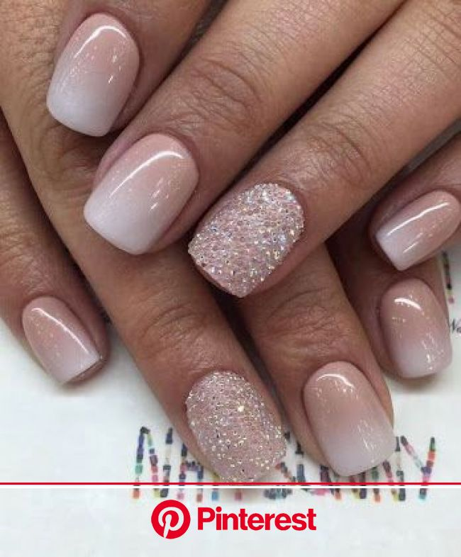 Looking for the best nail polish colors for this fall? These are the most popular and accepted fall nail colors for… | Pink wedding nails, Bride nails