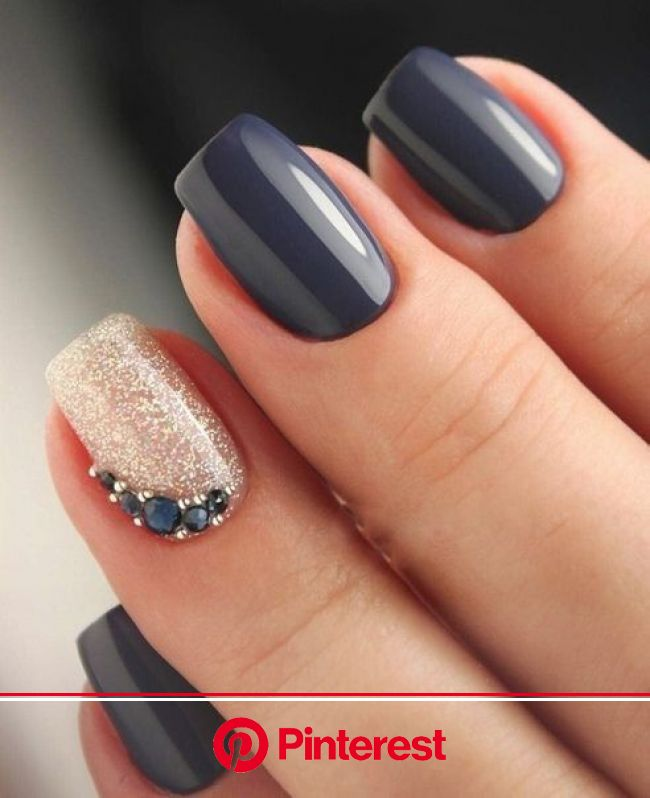 Image in Nails ???? collection by eladvi on We Heart It | Gorgeous nails, Trendy nails, Winter nails