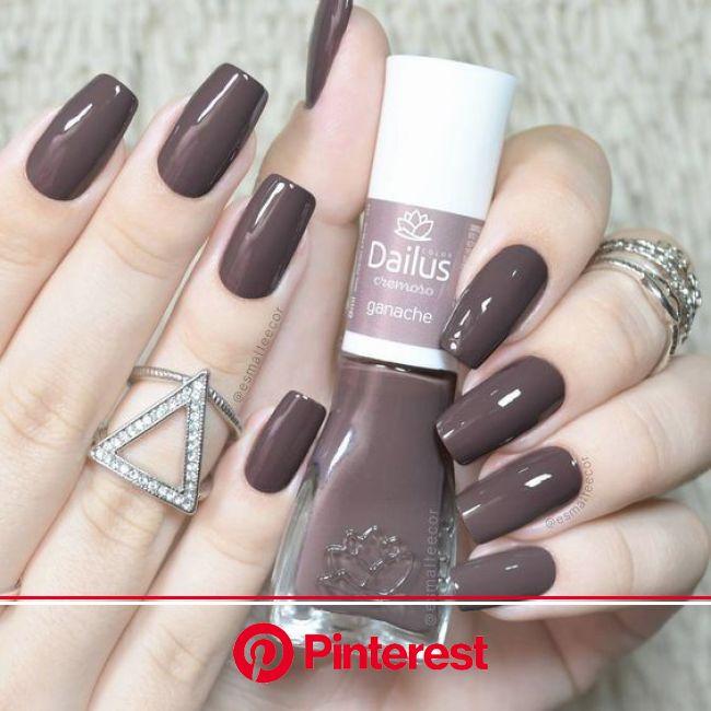 Colores de uñas que ya es hora de que te atrevas a usar   Colores de esmalte de uñas, Uñas sexys, Manicura de uñas