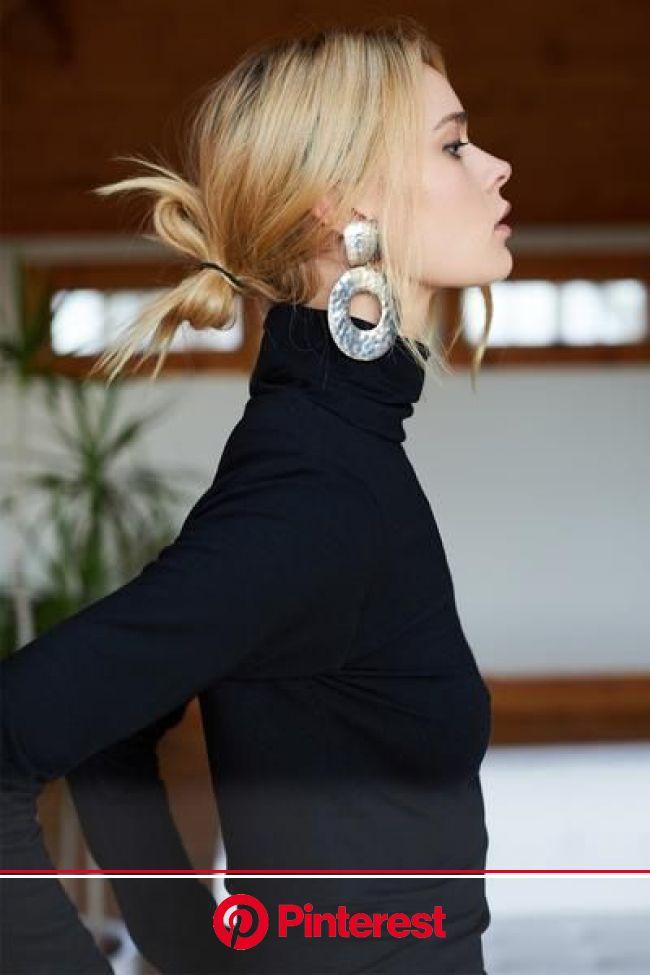 Little Turtleneck - Black in 2020 | Fashion, Black turtleneck, Turtleneck outfit