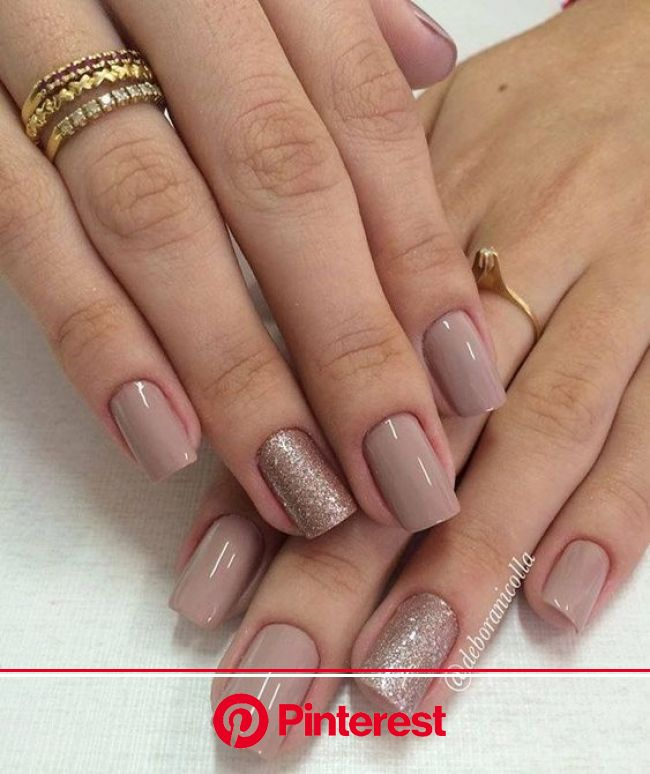 30+ Super Trendy Winter Nails And How To Do Them | Square acrylic nails, Trendy nails, Short square nails
