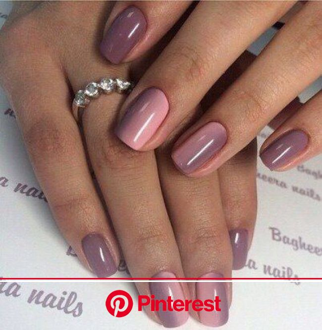 Nail Art #2890 | Ombre nail designs, Trendy nails, Manicure