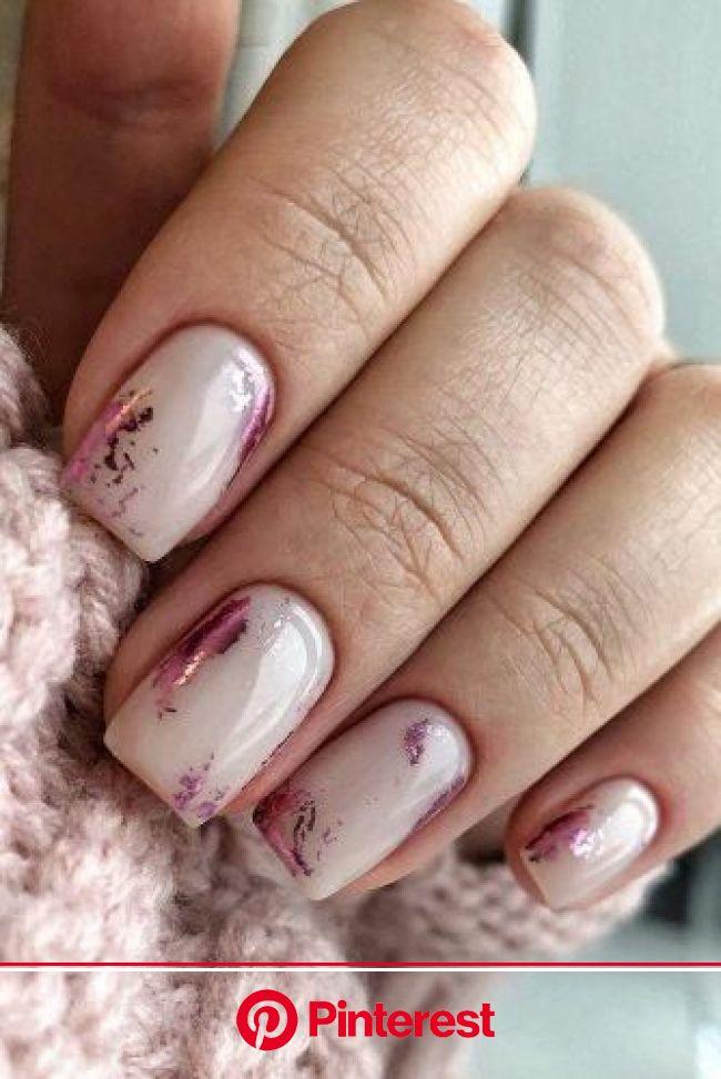 The Best Wedding Nails 2020/2021 Trends | Wedding Forward | Bridal nails, Nail colors, Cute nails