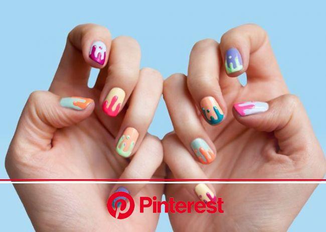 70 Cool Nail Designs | Cuded | Neon nail art, Neon nail art designs, Neon nail designs