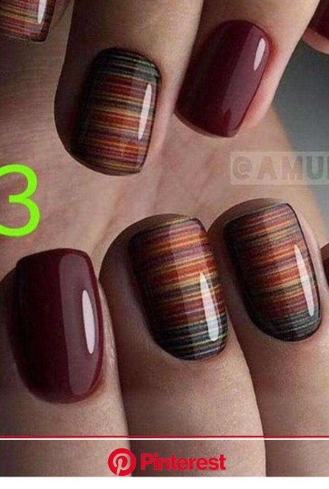 autumn ombre' | Pretty nails, Fashion nails, Fall nail art designs