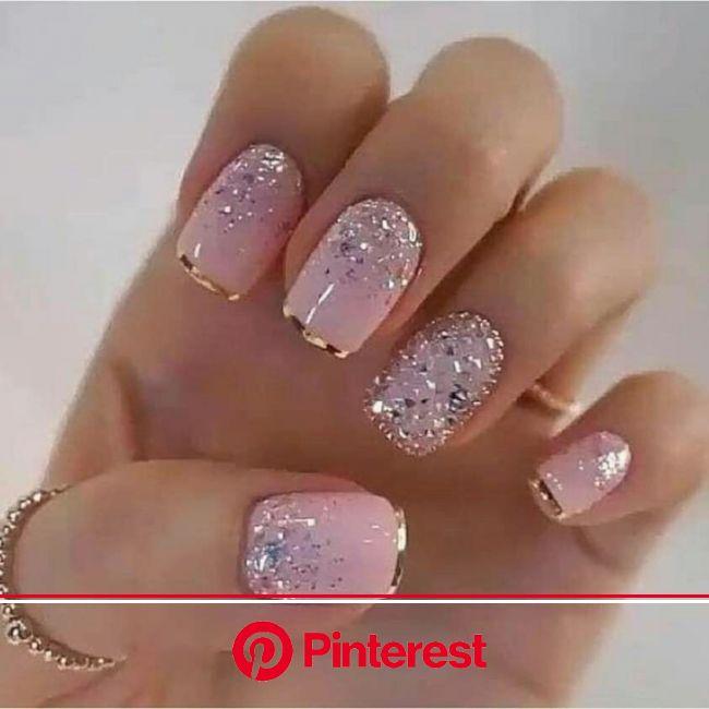 imagen descubierto por gabidino. Descubre (¡y guarda!) tus propias imágenes y videos en We Heart It | Glamour nails, Pink nails, Pretty nail art desig