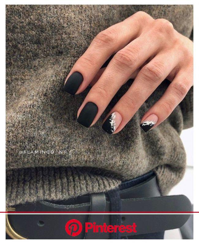 #short #nail #designs #winter #2020 #shortnaildesignswinter2020 | Short acrylic nails, Minimalist nails, Stylish nails