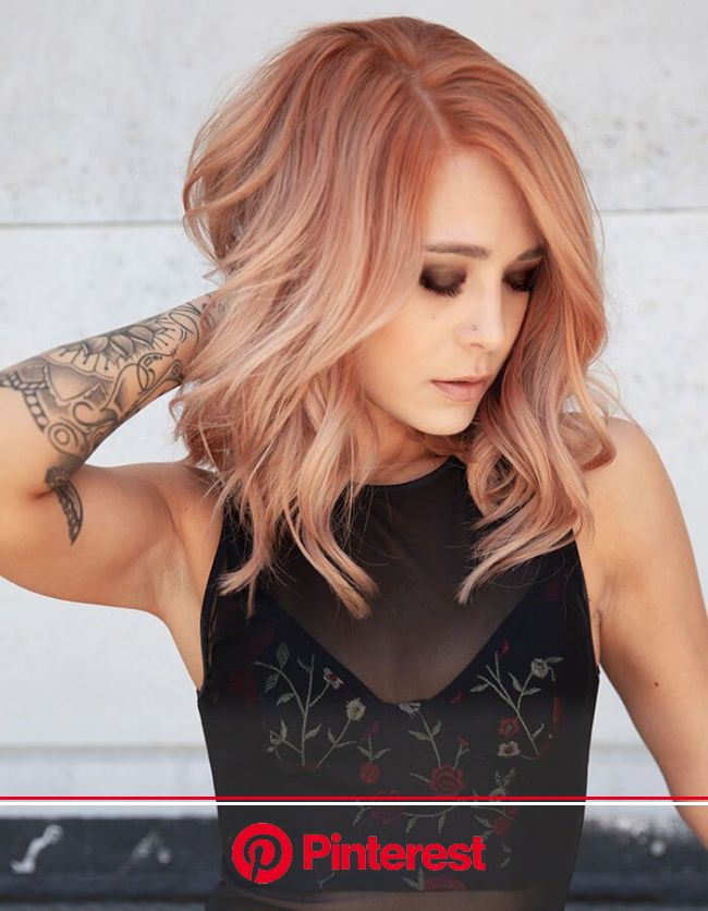 Pin on Bright Colored Hair