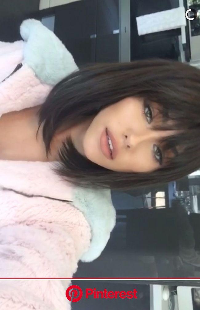 Madison   Hair styles, Thick hair styles, Short hair styles