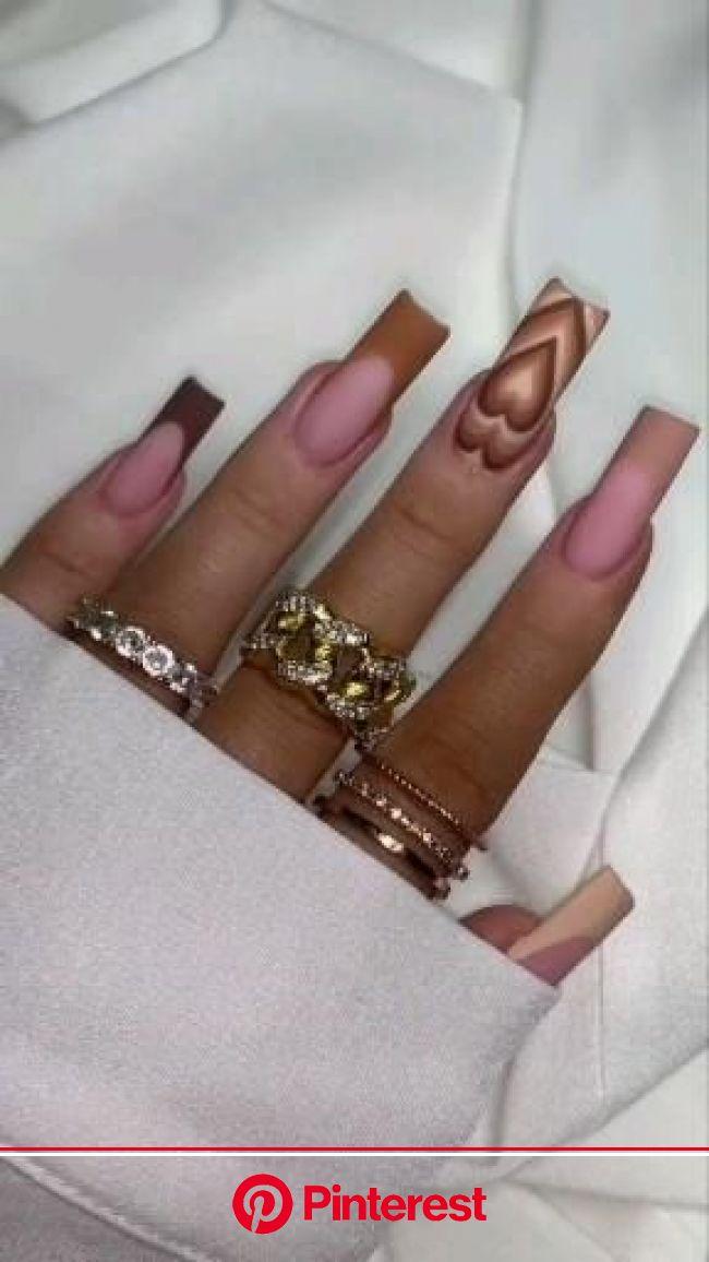 Pin on Acrylic Nails