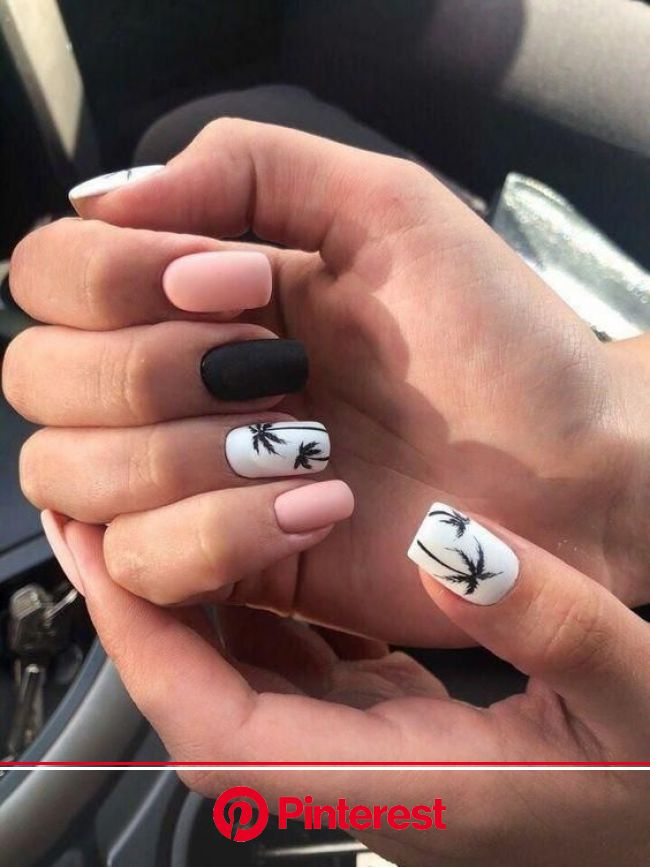 Pin On Neutral Simple Nails Clara Beauty My