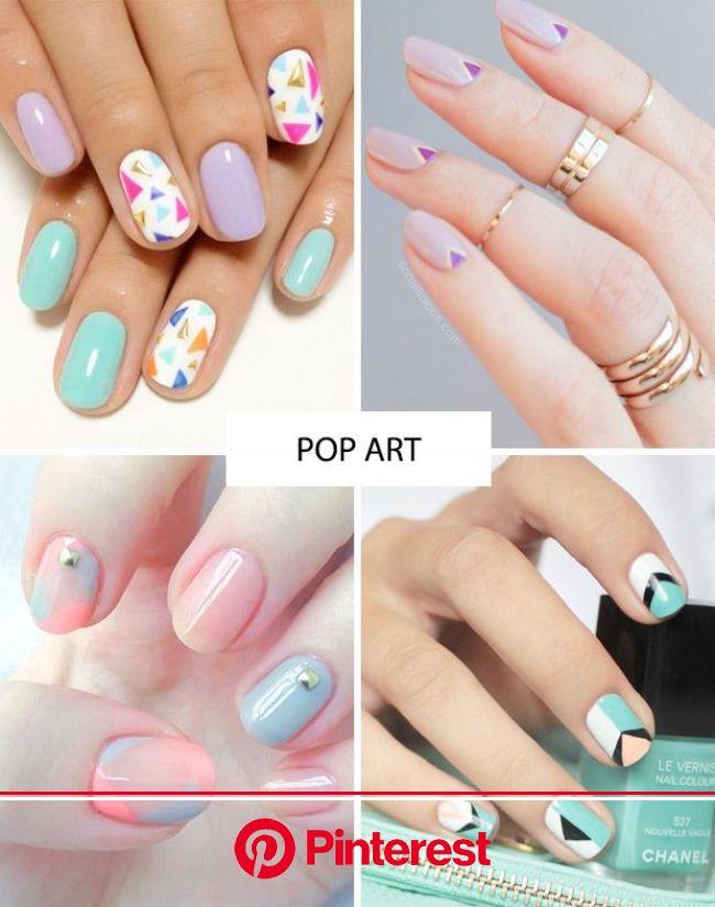 16 Sweet Spring Nail Ideas for 2015 | Pretty nail art designs, Gorgeous nails, Nail art