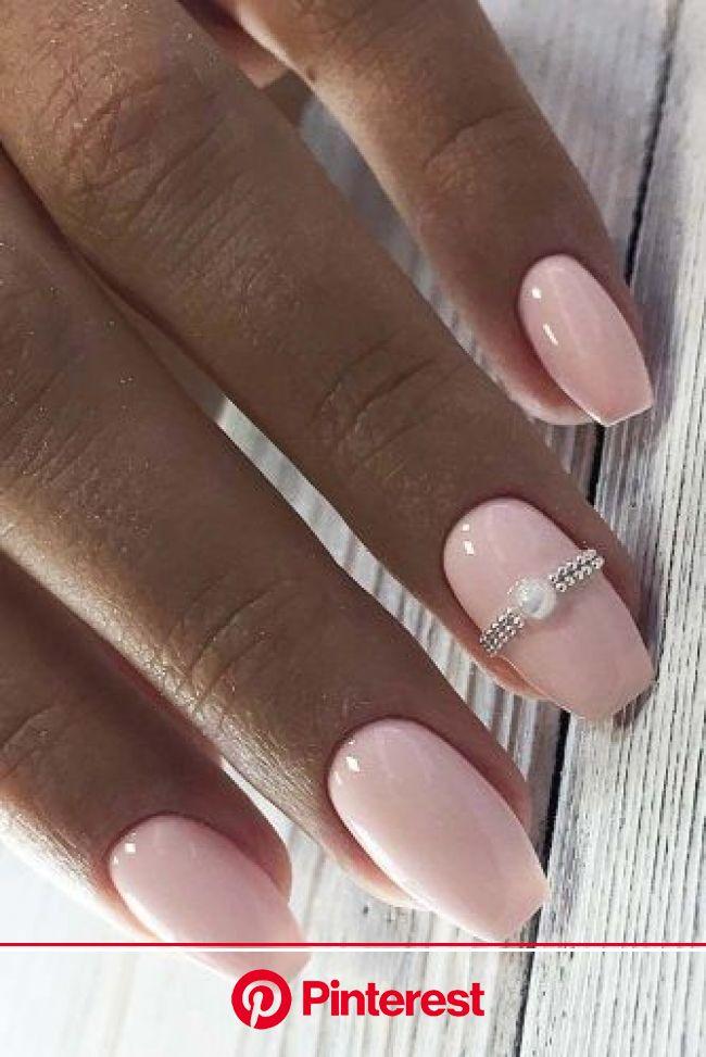 39 Exquisite Ideas Of Wedding Nails For Elegant Brides | Bride nails, Bridal nails, Wedding nails design
