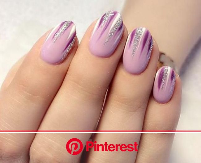 60 + Waterfall Nails Design Ideas for your Holiday (With images) | Two tone nails