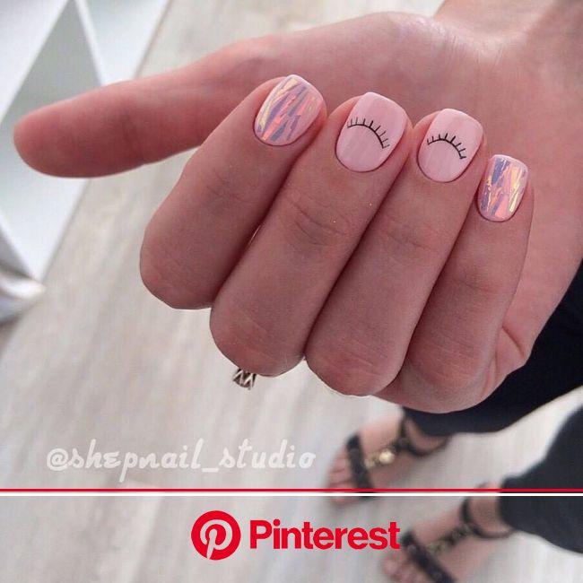 Nail Art #2456 | Детские ногти, Ногти, Дизайнерские ногти
