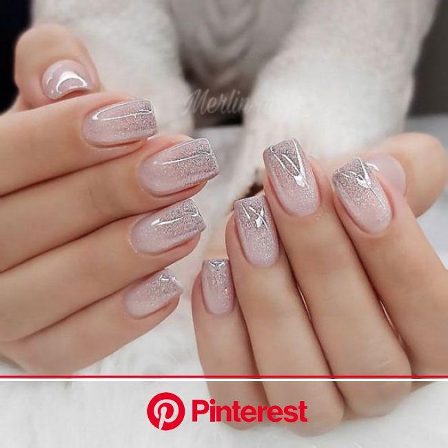 #almonds #almonds #shape in 2020 | Almond acrylic nails, Short acrylic nails, Nails
