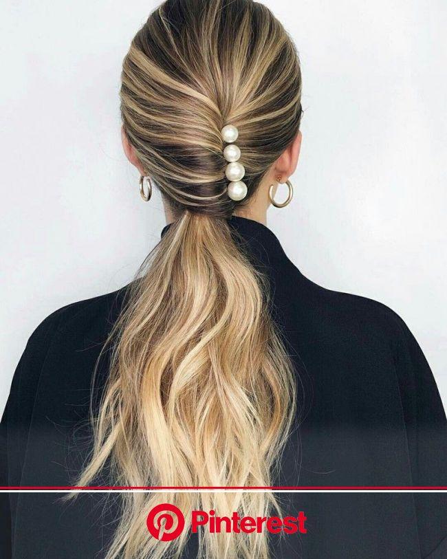 Gosto Disto!: Penteados com pérolas para noivas madrinhas e formandas | Penteados, Cabelo, Cabelo de mulher