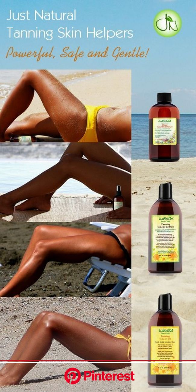 You can get the fast dark and long lasting tan that you want while improving the look and feel of y… | Tanning skin care, Tanning skin helpers, Body n