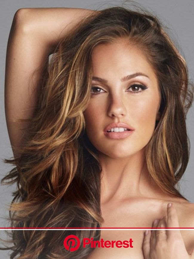 How to Make Brassy, Damaged Hair Look Healthy | Minka kelly hair, Honey hair, Hair