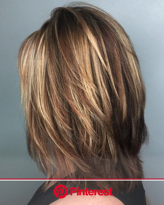 70 Brightest Medium Layered Haircuts to Light You Up | Medium layered haircuts, Hair styles, Long hair styles