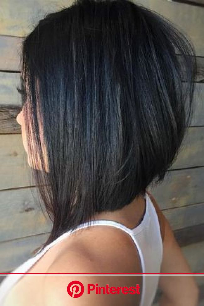 49 CUTE SHORT BOB HAIRSTYLES TO TRY 2020 - Inspired Beauty in 2020 | Long bob hairstyles, Thick hair styles, Bob hairstyles