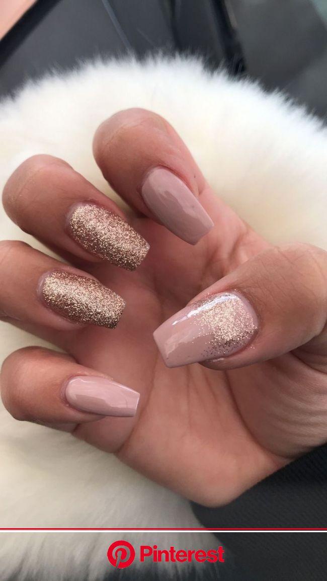 35 Elegante goldene Nageldesign-Ideen Nur für Sie Beauty-Tipps #nails #nagel #nailart #NagelKunst | Nageldesign ideen, Süße nägel, Rote nägel