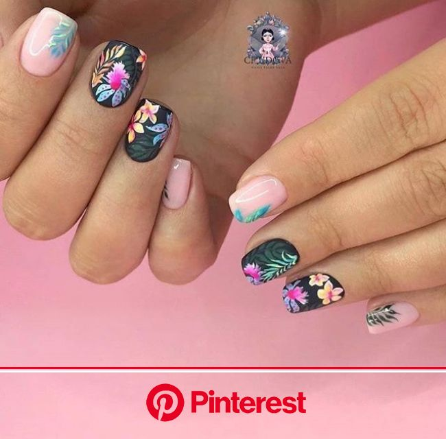 Pin on Spring Nails Ideas 2020