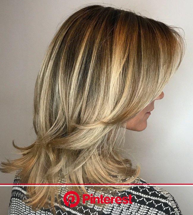 70 Perfect Medium Length Hairstyles For Thin Hair Medium Blonde Hair Medium Length Hair Styles Medium Hair Styles Clara Beauty My