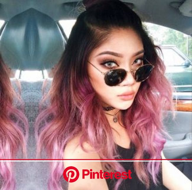 #WCW Marycake | Hair color pink, Pink ombre hair, Pastel pink hair