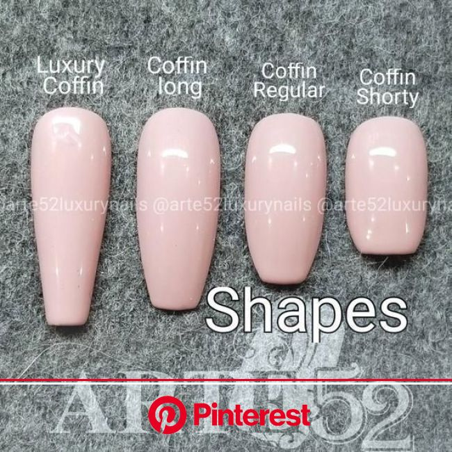 Pin on Nails | Coffin shape nails, Luxury nails, Nails