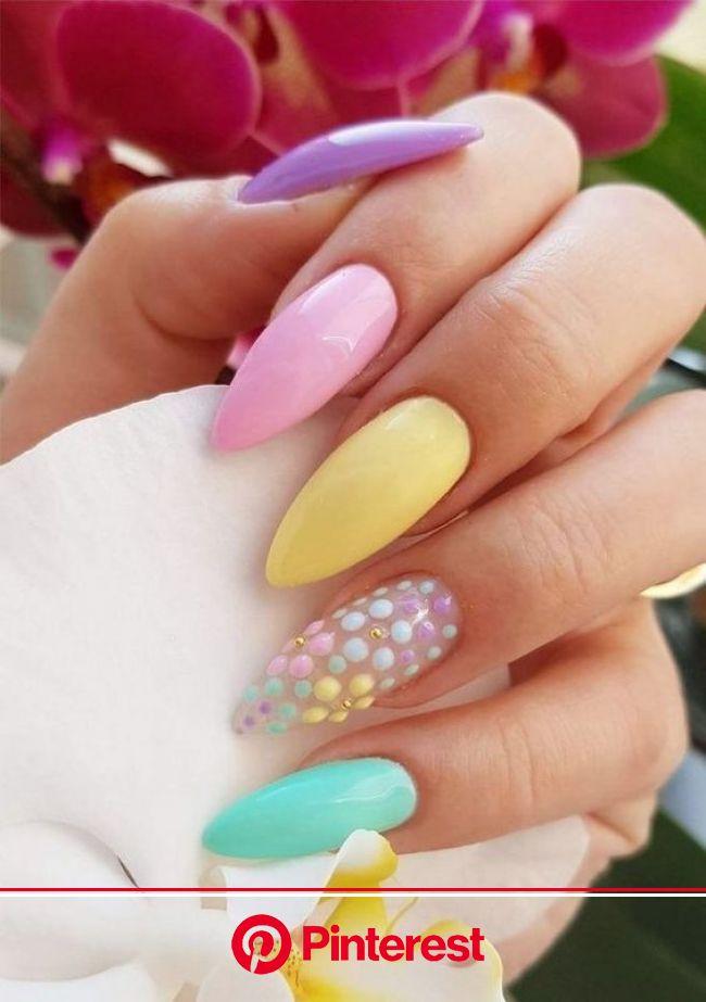 Consiente tus manos y da forma a tus uñas en solo 5 minutos | Manicura de uñas, Uñas de gel bonitas, Uñas postizas de gel