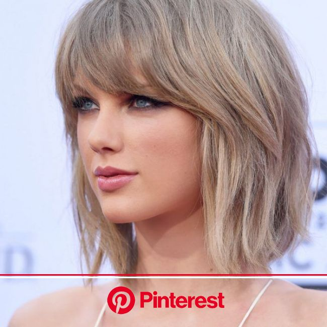 The New Taylor Swift Is Here—And We've Never Seen Her Like This Before | Taylor swift haircut, Hair color, Blonde hair color