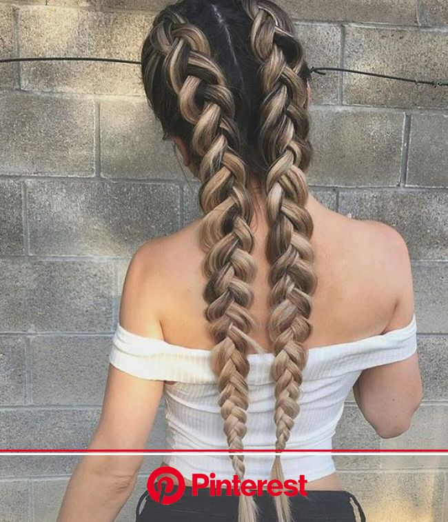 The Only Braid Styles You'll Ever Need to Master | Hair styles, Long hair styles, Braided hairstyles