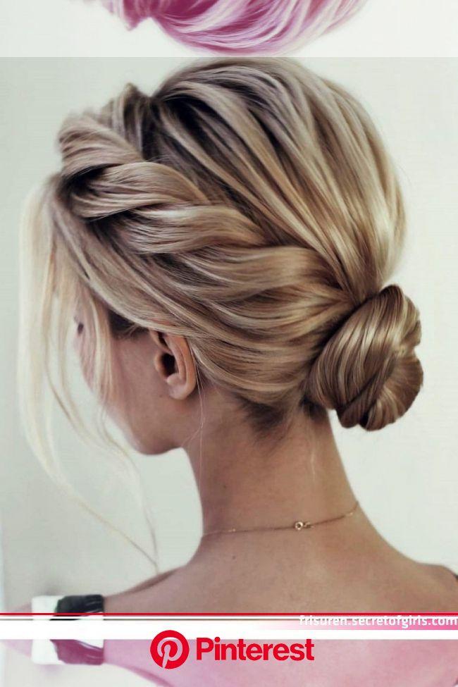 20 Phänomen Frauen Frisuren für 2019 | Prom hairstyles for short hair, Short h... - #Frauen … in 2020 | Medium hair styles, Prom hairstyles for short