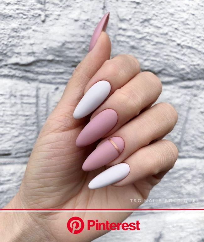 -  Informationen zu (notitle) Pin Sie können mein Profil ganz einfach verwenden, um verschiedene Arte - #uñasfrancesas… | Stylish nails, Acrylic nails