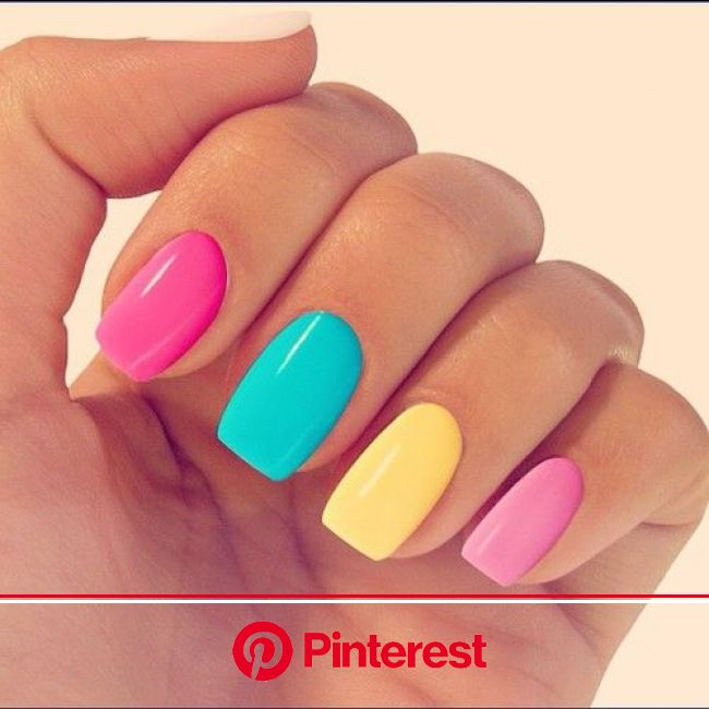 Pin by desire camacho on nail ideas | Gorgeous nails, Nail art, Ombre nails