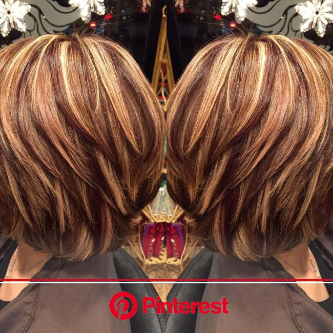 Latest Collection Of Short Hairstyles With Highlights And Lowlights Beequeenhair Blog In 2020 Hair Styles Hair Color Highlights Fall Hair Highli Clara Beauty My