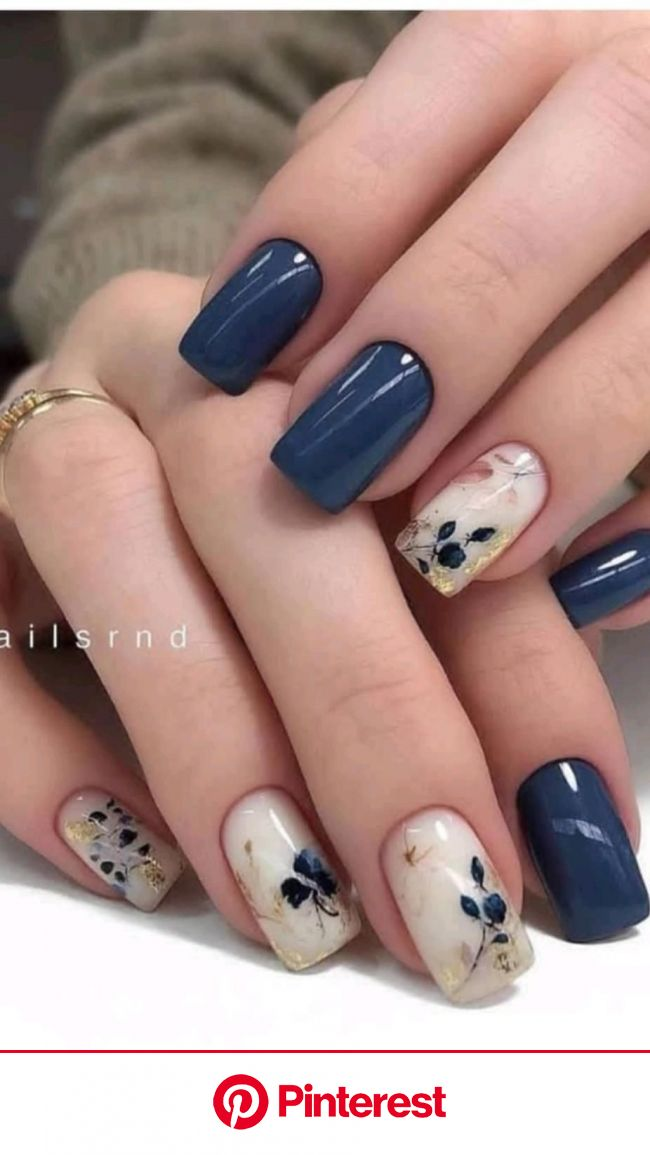 Beautiful Nail Fashion Ideas by @nailsrnd: An immersive guide by PEXROM
