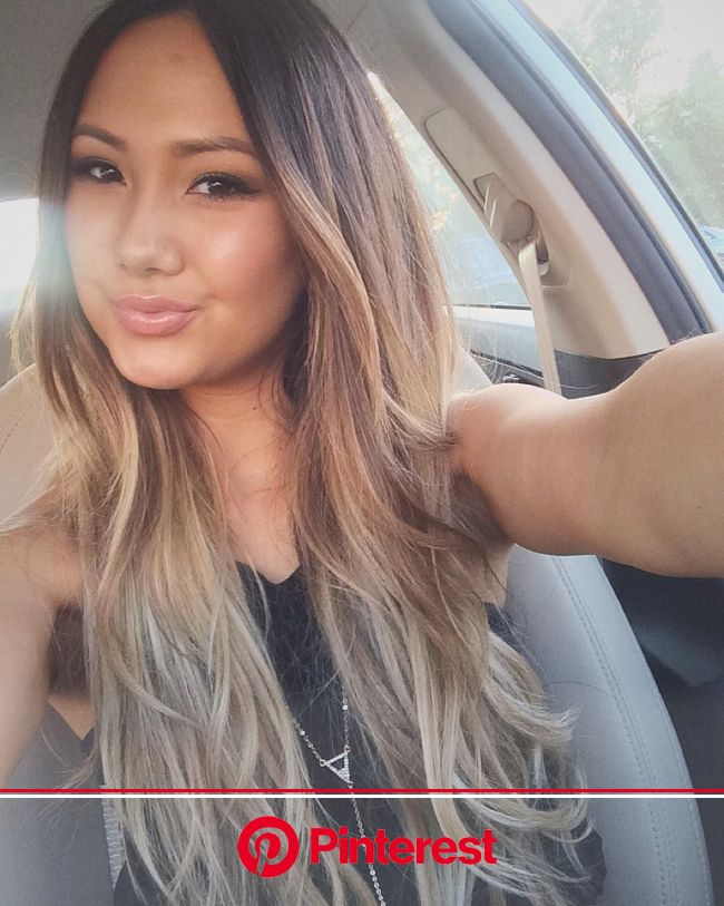 Here's Why All Your Asian Girlfriends Are Going Blond | Blonde asian hair, Tan skin blonde hair, Hair color asian