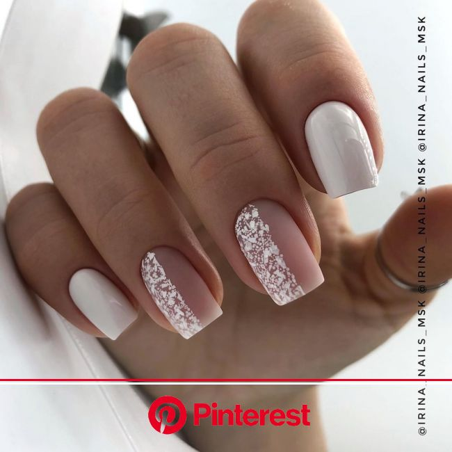 Pin on neutral simple nails