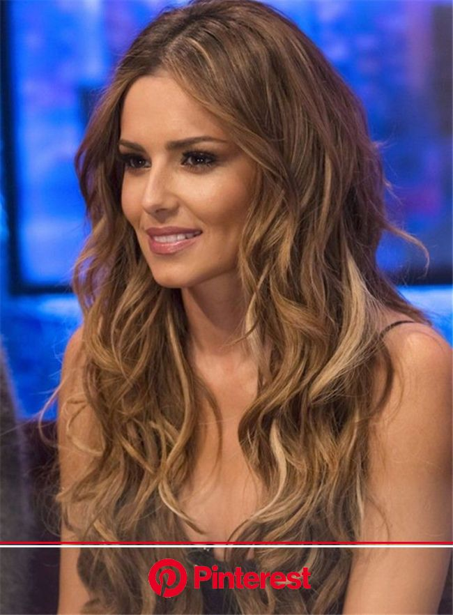 Long Layered Deep Wave Middle Parting Human Hair Lace Front Wigs 22 Inches | Cheryl cole, Cheryl fernandez versini, Front lace wigs human hair