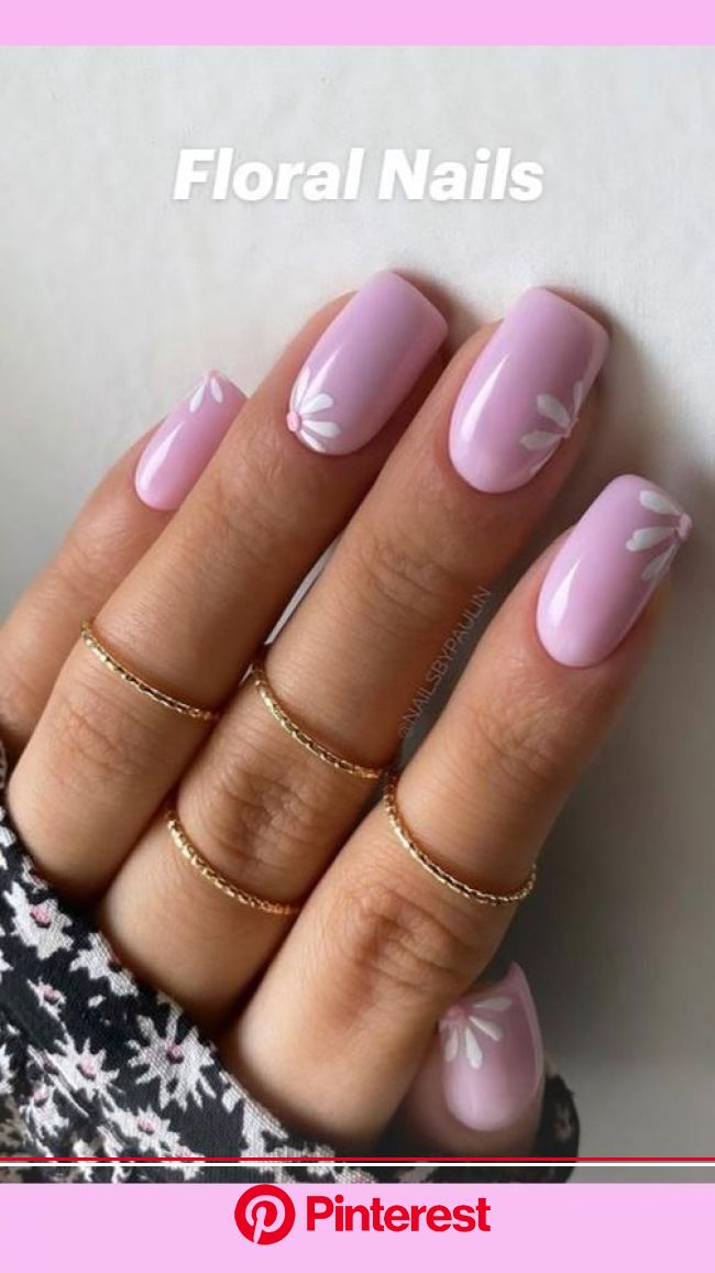 Floral Nails: An immersive guide by Joys Lifestyle