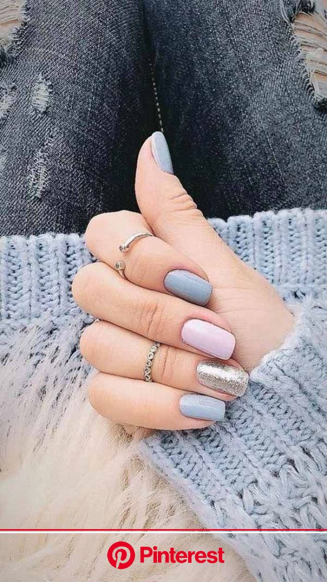 10+ Acrylic Nails Dark Winter Nail Colors Gif