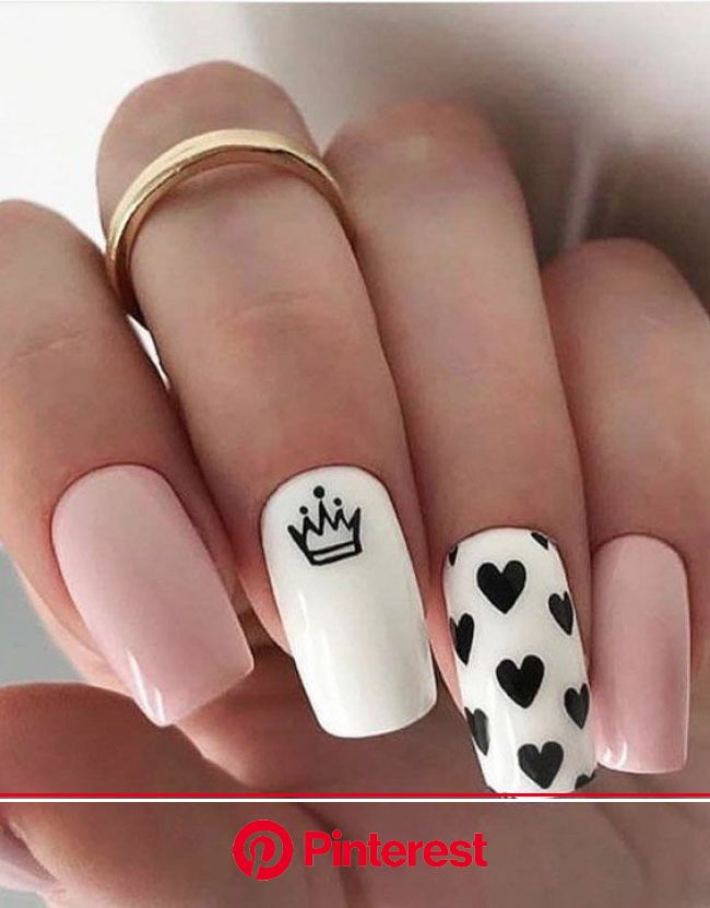 Are you ready to get the Amazing Look to make your nails more beautiful in 2019? Just Browse here and must try out this T… in 2020 | Simple nails, Dre