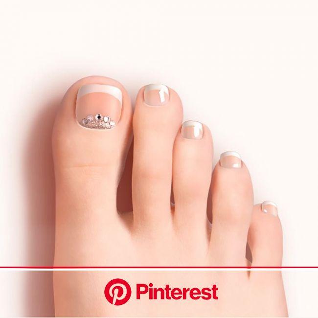 The Original in 2020 | Toe nails, Bride nails, Gel nails