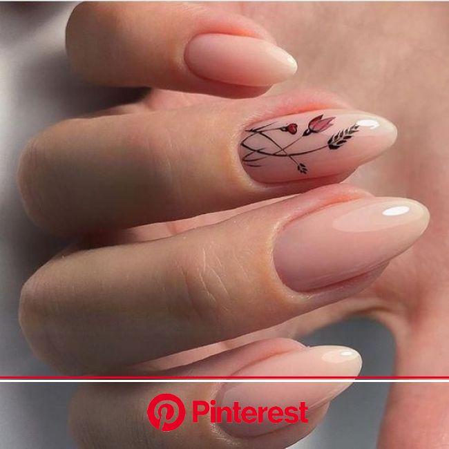 Светлый маникюр на короткие ногти: топ-10 идей оригинального дизайна | Натуральные ногти, Ногти, Нейтральные ногти