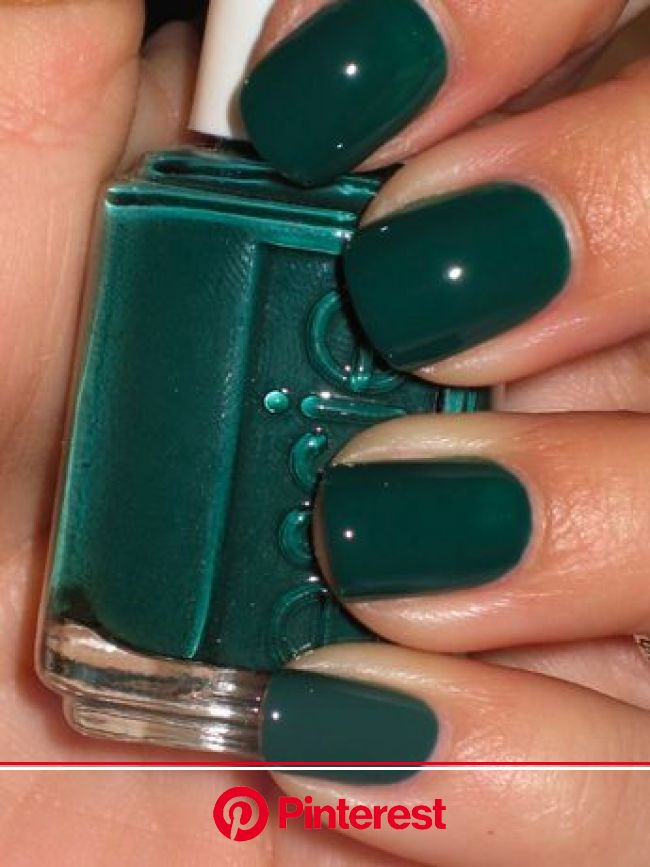These Are The Top Beauty Trends, According To Pinterest | Essie nail, Essie nail polish, Nails
