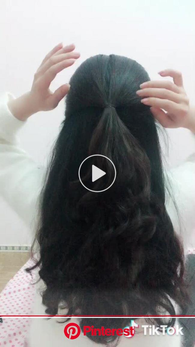 When I have a sister | Medium hair styles, Long hair styles, Hair styles