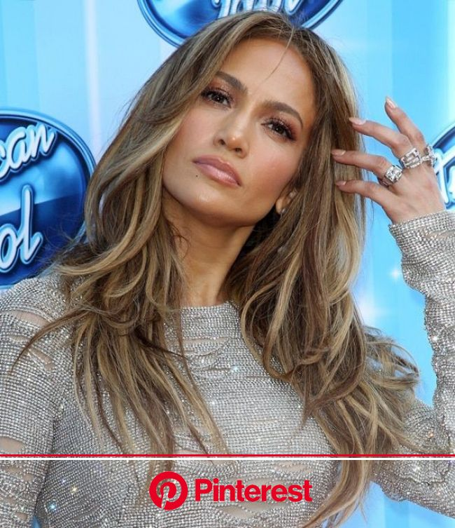 Jennifer Lopez in KaufmanFranco at the American Idol Season 13 finale at Nokia Theatre L.A. Live in Los Angeles o… | Jlo hair, Jennifer lopez hair, Ha